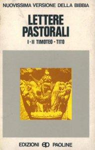 Copertina di 'Lettere Pastorali. I-II Timoteo-Tito'