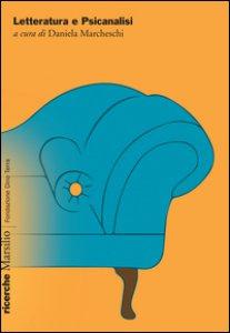 Copertina di 'Letteratura e psicanalisi'