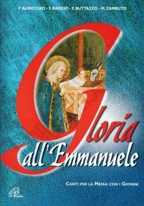 Copertina di 'Gloria all'Emmanuele'