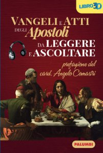 Copertina di 'Vangeli e Atti degli Apostoli da leggere e ascoltare'