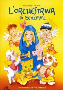 Copertina di 'L'orchestrina di Betlemme'