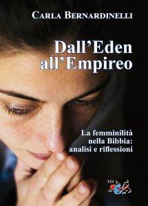 Copertina di 'Dall'Eden all'Empireo'