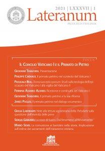 Copertina di 'Il Concilio Vaticano I e il primato di Pietro'