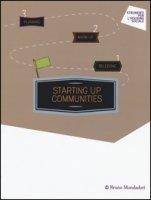 Starting up communities