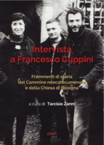 Copertina di 'Intervista a Francesco Cuppini'