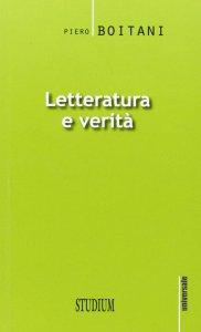 Copertina di 'Letteratura e verità'