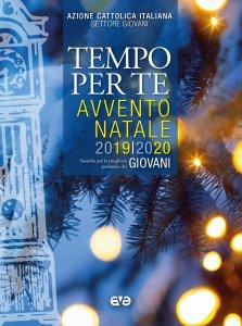 Copertina di 'Tempo per te. Avvento-Natale 2019/2020'