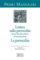 Lettera sulla parrocchia - Mazzolari Primo
