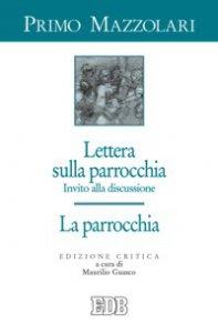 Copertina di 'Lettera sulla parrocchia'