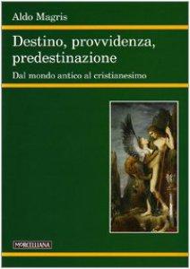 Copertina di 'Destino, provvidenza, predestinazione. Dal mondo antico al Cristianesimo'