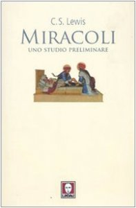 Copertina di 'Miracoli'