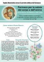 """Immagine di 'Rosario """"Infermeria dell Anima"""" per la Madonna della Salute - italiano'"""