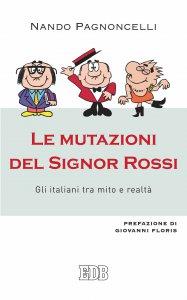 Copertina di 'Le mutazioni del Signor Rossi'