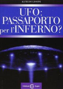 Copertina di 'Ufo: passaporto per inferno?'