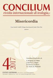 Copertina di 'Concilium - 2017/4 - Misericordia'