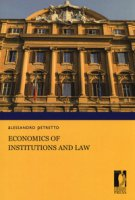 Economics of institutions and law - Petretto Alessandro
