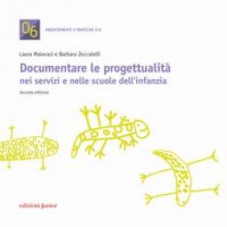 Copertina di 'Documentare le progettualità nei servizi e nelle scuole dell'infanzia'