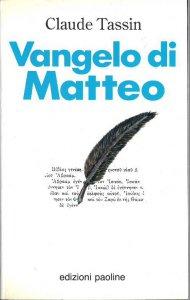 Copertina di 'Vangelo di Matteo. Commento pastorale'