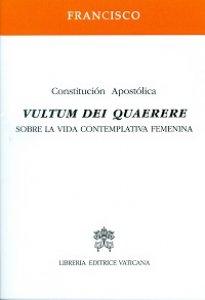 Copertina di 'Vultum Dei quaerere. Spagnolo'