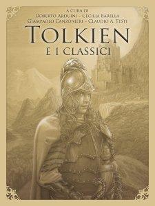 Copertina di 'Tolkien e i classici'