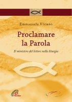 Proclamare la parola - Emmanuela Viviano