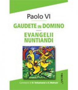 Copertina di 'Gaudete in domino'