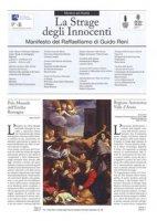 La Strage degli Innocenti. Manifesto del raffaellismo di Guido Reni. Ediz. italiana e francese