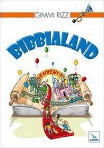 Copertina di 'Bibbialand'