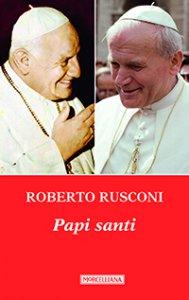 Copertina di 'Papi santi'