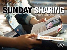 Copertina di 'Sunday sharing. Testo personale giovanissimi 2020-2021'