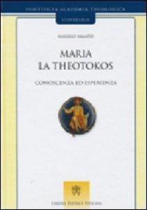 Copertina di 'Maria la Theotokos'