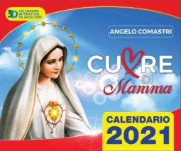 "Copertina di 'Calendario 2021 ""Cuore di Mamma""'"