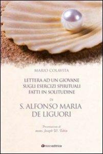 Copertina di 'Lettera ad un giovane sugli esercizi spirituali fatti in solitudine'
