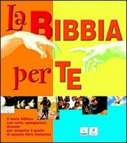 Copertina di 'La Bibbia per te'