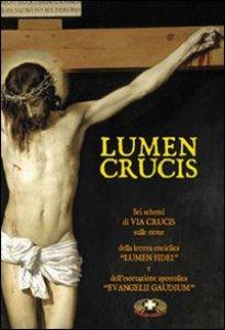 Copertina di 'Lumen Crucis'
