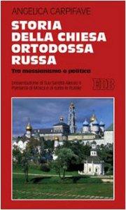 Copertina di 'Storia della Chiesa Ortodossa Russa'