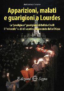 Copertina di 'Apparizioni, malati e guarigioni a Lourdes'