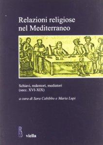 Copertina di 'Relazioni religiose nel Mediterraneo'