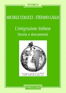 Copertina di 'L'emigrazione italiana'
