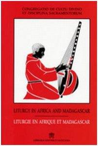 Copertina di 'Liturgy in Africa and Madagascar'