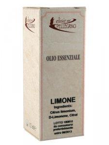 Copertina di 'Olio essenziale limone 12 ml.'
