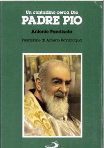 Copertina di 'Un contadino cerca Dio. Padre Pio'