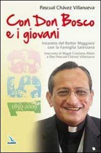 Copertina di 'Con Don Bosco e i giovani'