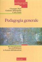 Pedagogia generale - Mari Giuseppe, Minichiello Giuliano, Xodo Carla