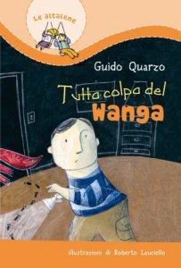 Copertina di 'Tutta colpa del Wanga'