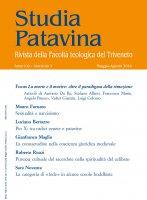 Studia Patavina 2014/2