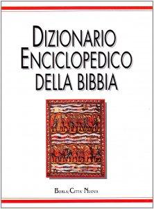 Copertina di 'Dizionario enciclopedico della Bibbia'
