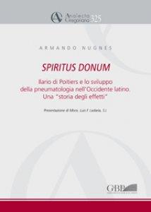 Copertina di 'Spiritus Donum'