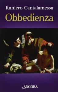 Copertina di 'Obbedienza'