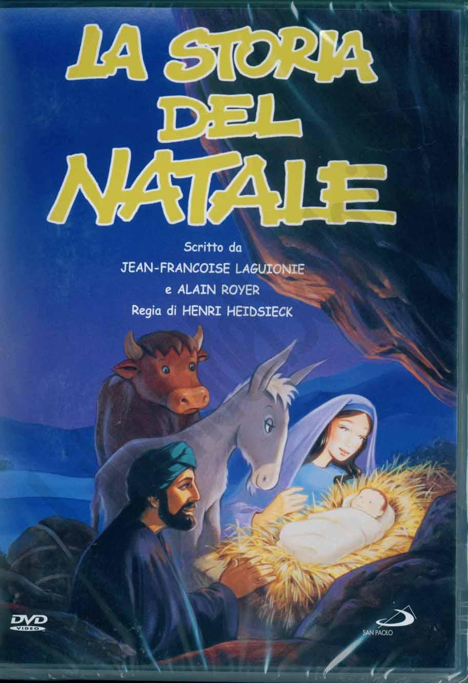 La storia del natale dvd heidsieck henri film